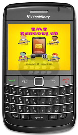 """* La versión Lite es LIMITADA. ¿Quieres enviar un SMS en tiempo la base para enviarlo más tarde? Escribir ahora y ¡Olvídalo! Será Auto Enviado … características: * Auto SMS enviados en fecha y hora definida.* Enviar SMS a varios destinatarios.* Crear varios calendarios de entrega de SMS.* Nunca olvides que desea que nadie en algunas ocasiones. Para el desbloqueo de características avanzadas, por favor descargue """"SMS Scheduler Pro"""" Compatibilidad BlackBerry OS 4.5 o Superior BlackBerry 83xx, 85xx, 89xx, 9000, 91xx, 93xx, 95xx, 96xx, 97xx, 9800 Descarga APPWORLD Fuente:blackberrygratuito"""